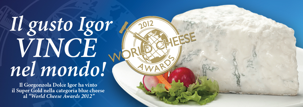 World Cheese 2012